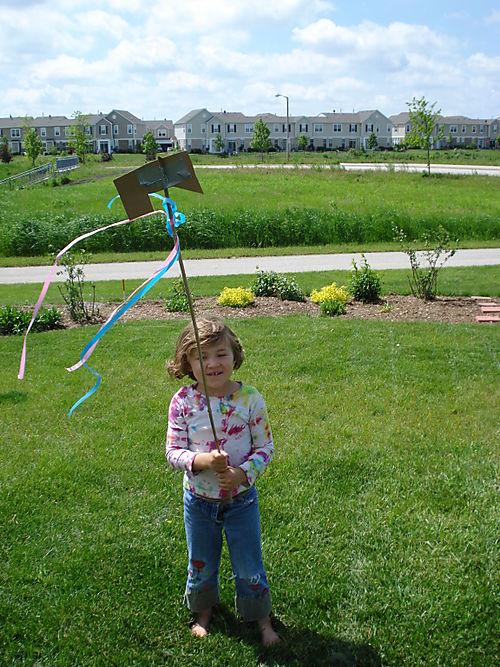 Madison Age 4